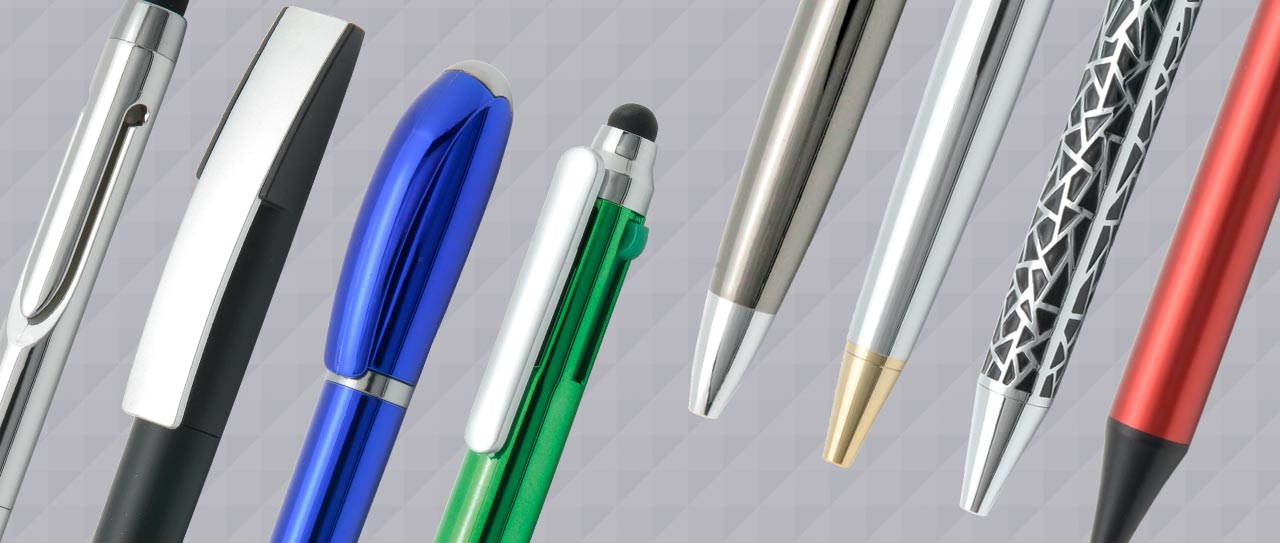 Assorted Executive and Promotional Pens