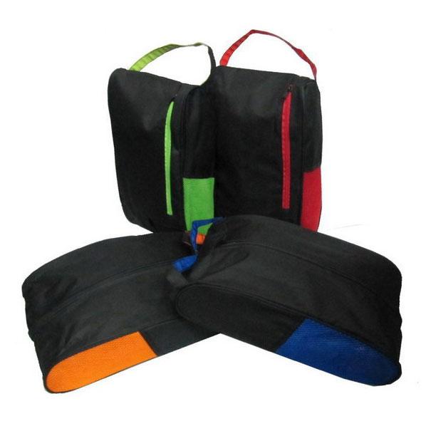 BP-169-EN Shoe bag with Zip Pocket