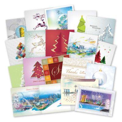 Season's Greeting Cards