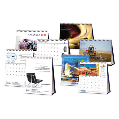 Customised Calendars